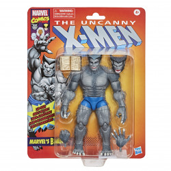 BEAST MARVEL RETRO 6INCH COLLECTION X-MEN ACTION FIGURE
