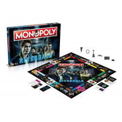 RIVERDALE MONOPOLY GAME