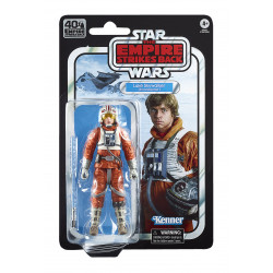 HOTH LUKE STAR WARS BLACK SERIES E5 40TH ANN ACTION FIGURE