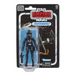 TIE FIGHTER PILOT STAR WARS BLACK SERIES E5 40TH ANN ACTION FIGURE