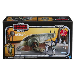 STAR WARS E5 VINTAGE COLLECTION SCALE SLAVE ONE