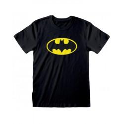 CLASSIC LOGO VINTAGE BATMAN T-SHIRT SIZE S