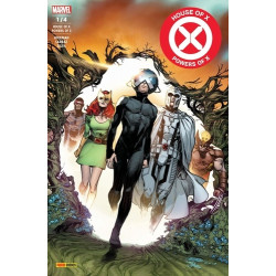 HOUSE OF X / POWERS OF X N 01