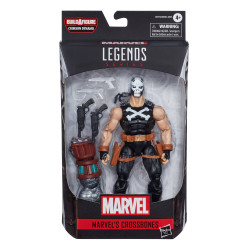 CROSSBONES MARVEL LEGENDS SERIES 2020 BLACK WIDOW FIGURINE 15 CM