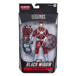 RED GUARDIAN MARVEL LEGENDS SERIES 2020 BLACK WIDOW FIGURINE 15 CM