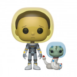 SPACE SUIT MORTY RICK & MORTY POP! ANIMATION VINYL FIGURE