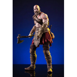 GOD OF WAR 2018 FIGURINE 1 6 KRATOS 33 CM