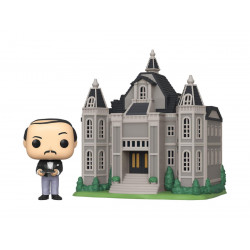 WAYNE MANOR WITH ALFRED BATMAN 80TH POP! TOWN VINYL FIGURE
