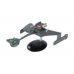 KLINGON KTINGA-CLASS BATTLE STAR TREK STARSHIPS SPECIAL 18