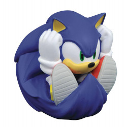 SONIC THE HEDGEHOG TIRELIRE VINYLE SONIC 20 CM