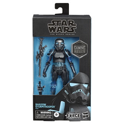 SHADOW STORMTROOPER STAR WARS BLACK SERIES GAMING GREATS ACTION FIGURE