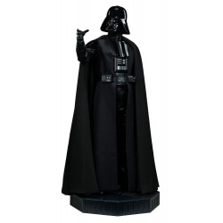 STAR WARS STATUE 1 2 LEGENDARY SCALE DARTH VADER EPISODE IV 119 CM