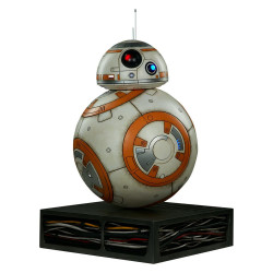 STAR WARS EPISODE VII STATUETTE 1 1 BB-8 93 CM