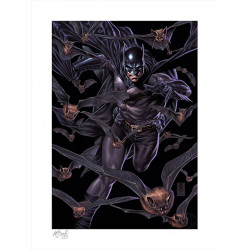DC COMICS IMPRESSION ART PRINT BATMAN DETECTIVE COMICS 985 46 X 61 CM - NON ENCADR E