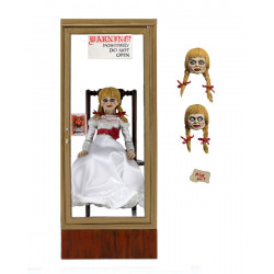 THE CONJURING UNIVERSE FIGURINE ULTIMATE ANNABELLE ANNABELLE 3 15 CM