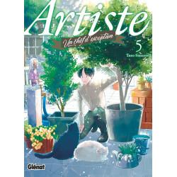 ARTISTE, UN CHEF D'EXCEPTION - TOME 05