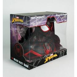 BUST BANK MILES MORALES SPIDER-MAN
