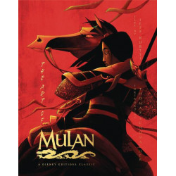 ART OF MULAN DISNEY EDITION CLASSIC