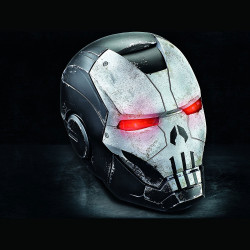 PUNISHER WAR MACHINE MARVEL LEGENDS GAMERVERSE CASQUE ELECTRONIQUE (MARVEL FUTURE FIGHT)