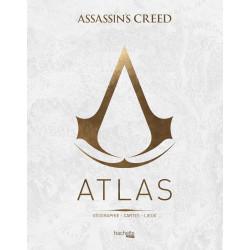 ATLAS ASSASSIN'S CREED - GEOGRAPHIE, CARTES, LIEUX