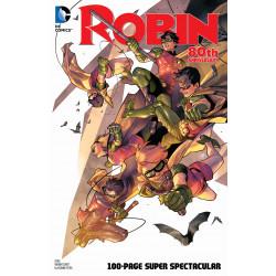ROBIN 80TH ANNIV 100 PAGE SUPER SPECTACULAR 1 2010S YASMIN PUTRI VAR ED