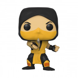SCORPION MORTAL KOMBAT FUNKO POP! GAMES VINYL FIGURINE 9 CM