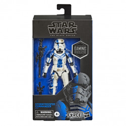 STORMTROOPER COMMANDER STAR WARS BLACK SERIES GAMING GREATS ACTION FIGURE