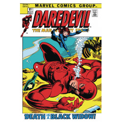TRUE BELIEVERS BLACK WIDOW DAREDEVIL 1