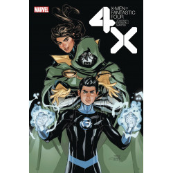 X-MEN FANTASTIC FOUR 4