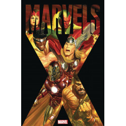 MARVELS X 4
