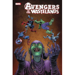 AVENGERS OF THE WASTELANDS 4