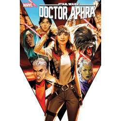 STAR WARS DOCTOR APHRA 1