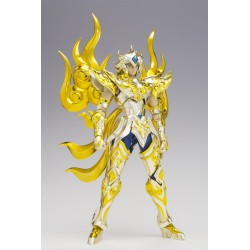 AIOLIA LEO GOD CLOTH SAINT SEIYA MYTH CLOTH EX ACTION FIGURE
