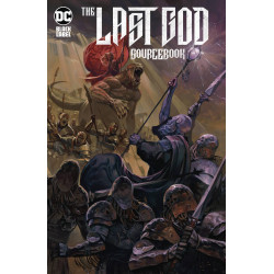 LAST GOD SOURCEBOOK 1