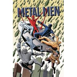 METAL MEN 7 BRIAN BOLLAND VAR ED