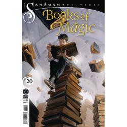 BOOKS OF MAGIC 20