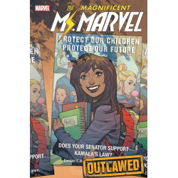 MAGNIFICENT MS MARVEL 14 OUT