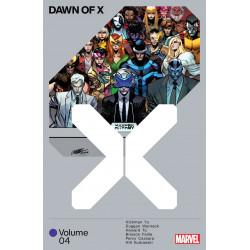 DAWN OF X TP VOL 4
