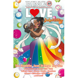 BINGO LOVE HC VOL 1 JACKPOT EDITION