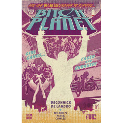 BITCH PLANET TP VOL 1 EXTRAORDINARY MACHINE