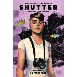 SHUTTER TP VOL 5 SO FAR BEYOND