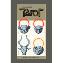 LAND CALLED TAROT HC