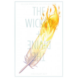 WICKED DIVINE TP VOL 1 THE FAUST ACT
