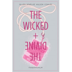WICKED DIVINE TP VOL 2 FANDEMONIUM