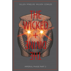 WICKED DIVINE TP VOL 6 IMPERIAL PHASE PART 2