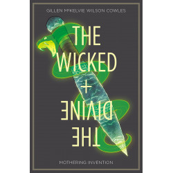 WICKED DIVINE TP VOL 7 MOTHERING INVENTION