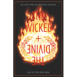 WICKED DIVINE TP VOL 8 OLD IS THE NEW NEW