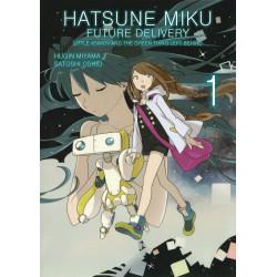 HATSUNE MIKU FUTURE DELIVERY TP VOL 1