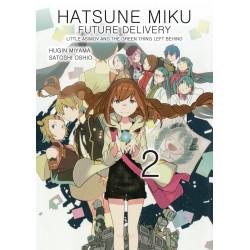 HATSUNE MIKU FUTURE DELIVERY TP VOL 2