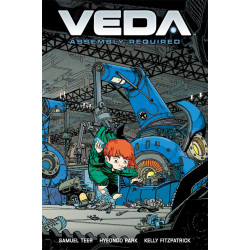VEDA ASSEMBLY REQUIRED TP